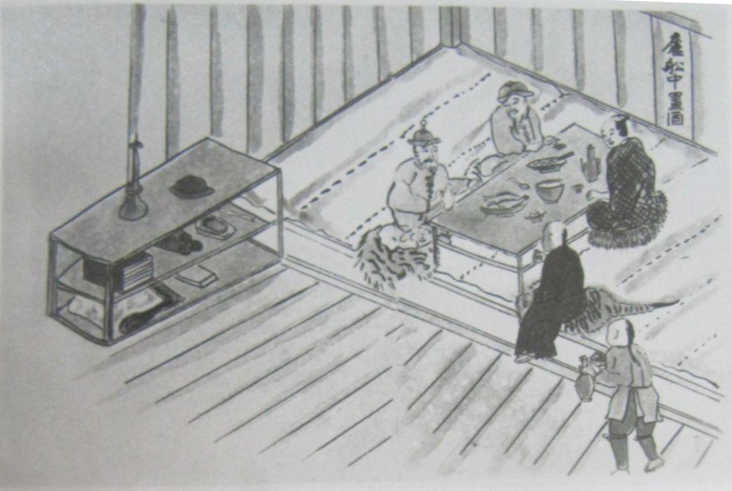 【乾隆与白洋淀系列】皇帝来了吃什么